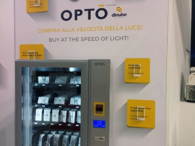 Opto Dinube - pagament contactless